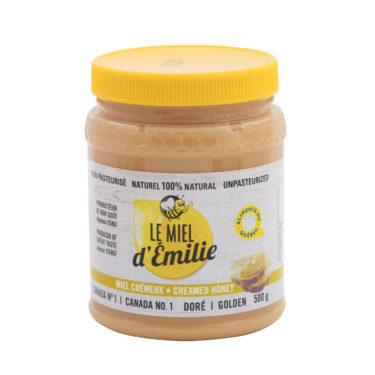 Miel du Québec – Crémeux 500 g