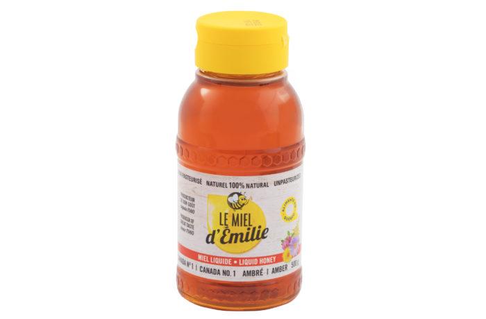 Miel du Québec – Toutes fleurs 500 g