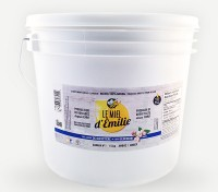 Miel de bleuet 15 kg