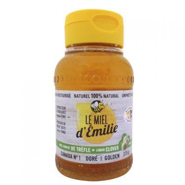 Miel de trèfle 375 g