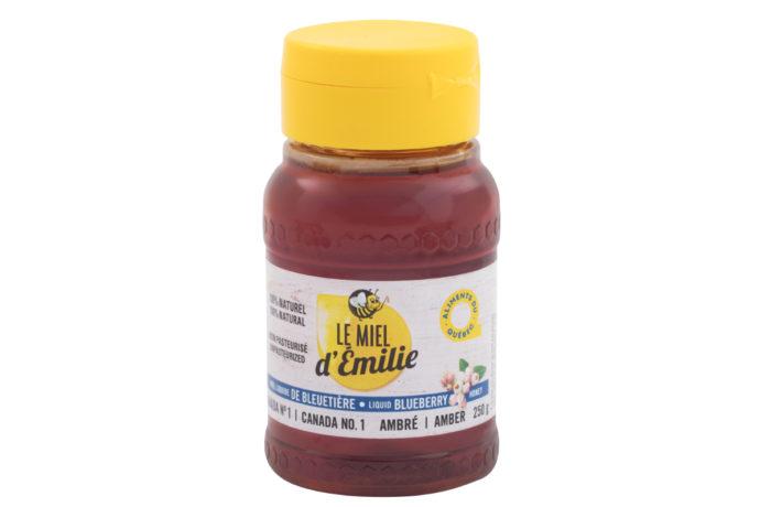 Miel de bleuet 250 g