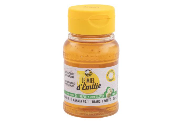 Miel de trèfle 250 g