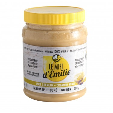 Creamed honey 500 g