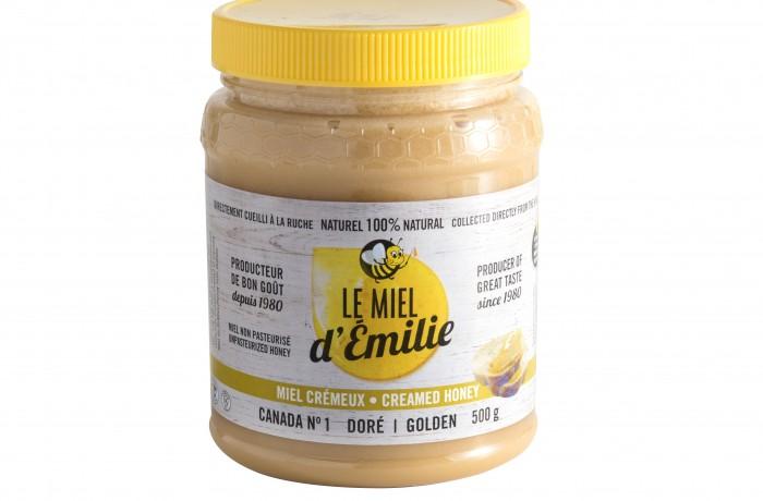 Creamed honey 500 g
