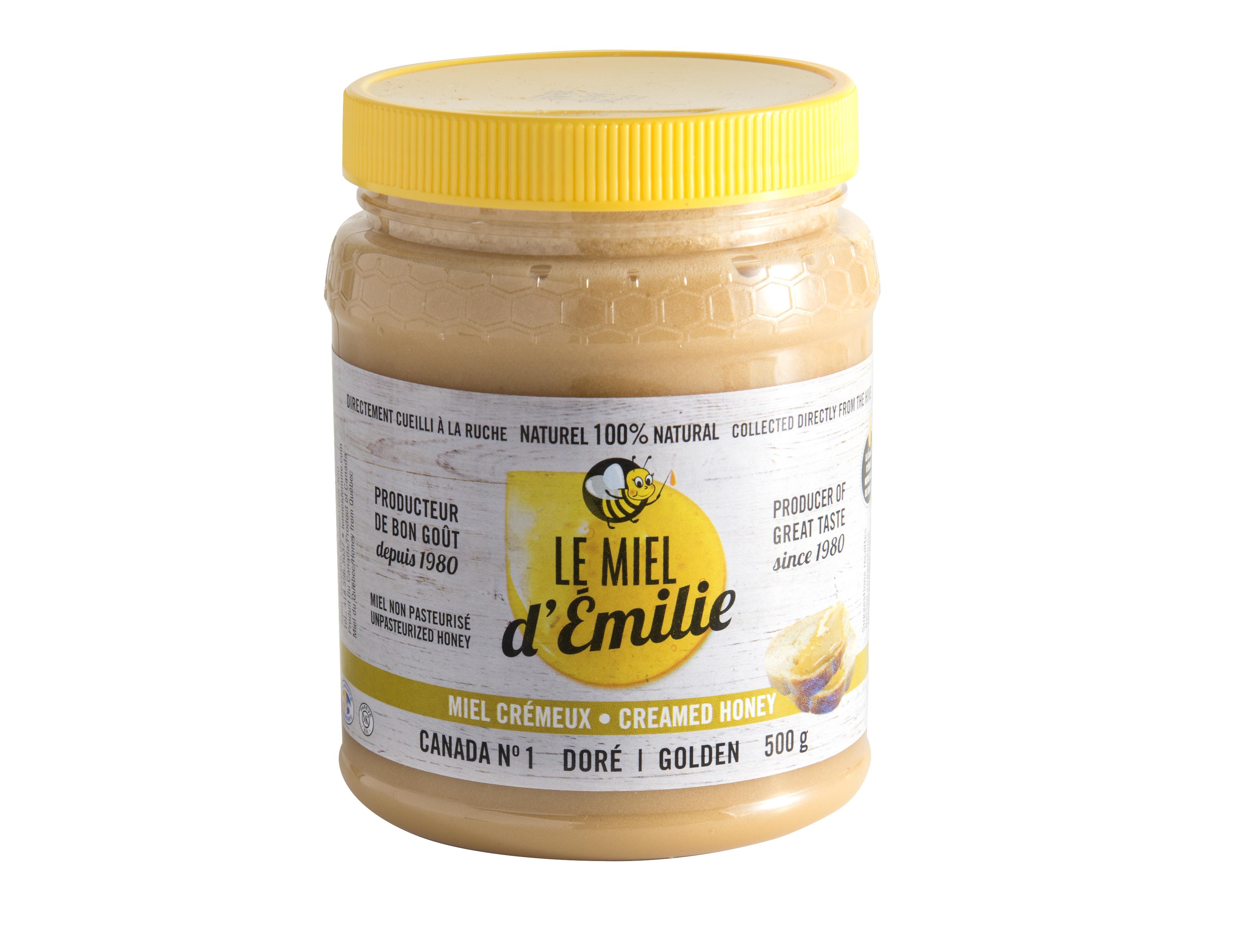 miel naturel français