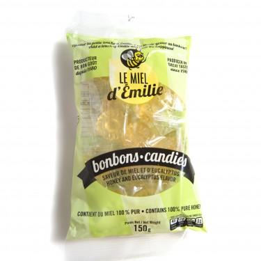 Honey Candies <br />Honey and eucalyptus flavor