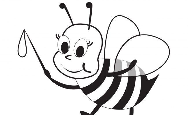 Émilie l'abeille se présente