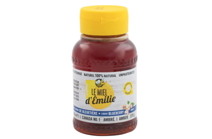 Miel de bleuet 375 g